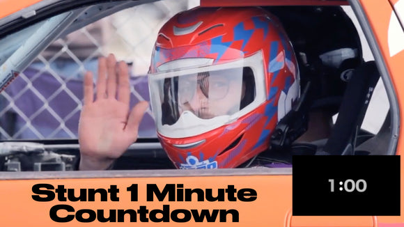 Stunt 1 Minute Countdown Timer Video