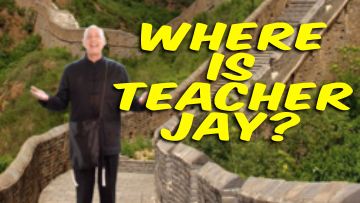 Where is Teacher Jay? [Part 3 - China]Teaching Video