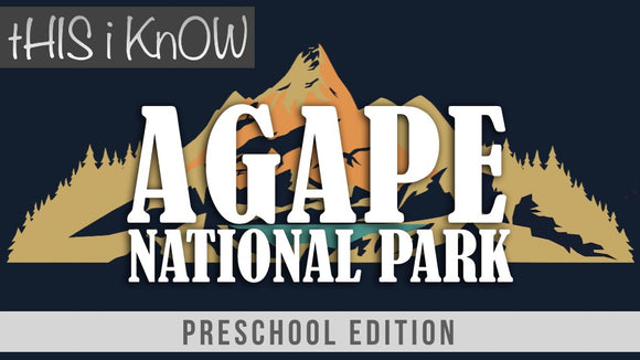 This iKnow Unit 12: Agape National Park Preschool