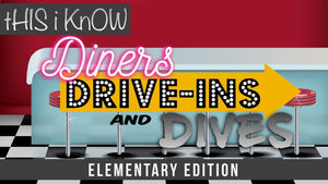 This iKnow Unit 11: Diners, Drive-Ins and Dives [Elementary]