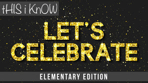 This iKnow Unit 4: Let's Celebrate! [Elementary]