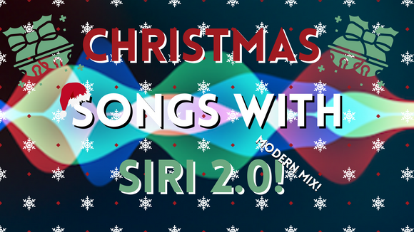 Christmas Songs with Siri [Version 2] On Screen Game by Shopify