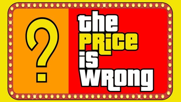 The Price is Wrong Crowd Breaker Game