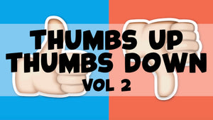 Thumbs Up, Thumbs Down [Version 2] Crowd Breaker Video
