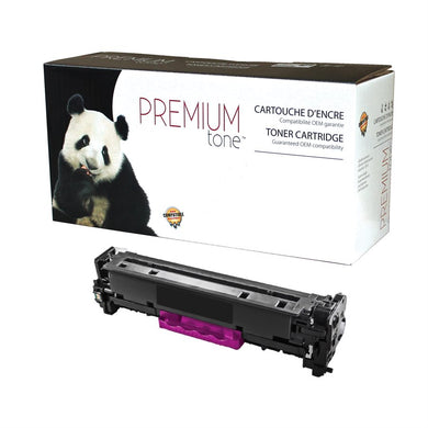 HP CB543A (125A) Universelle Magenta