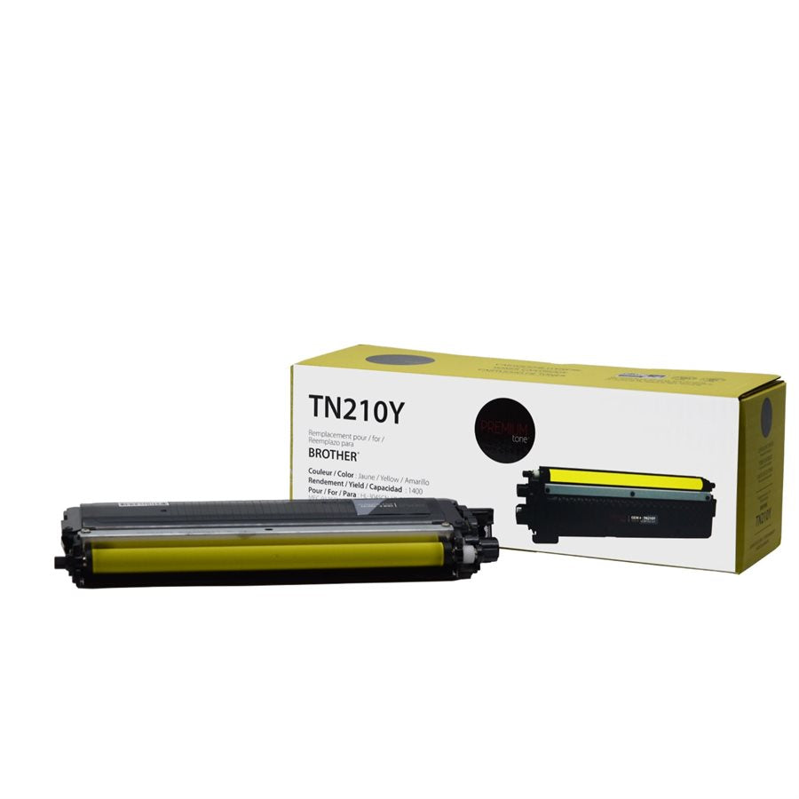 Brother TN-210 Jaune