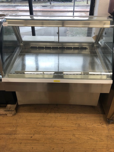 Reconditioned/Used: SQD4HD Heated Display Case, Federal