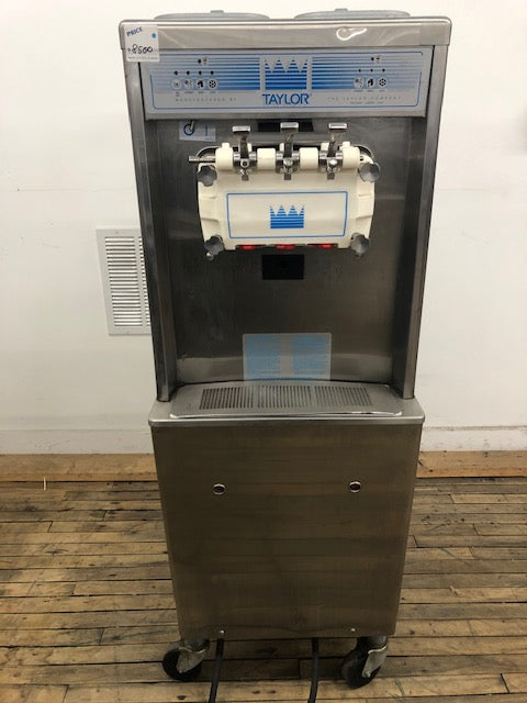 Reconditioned/Used: 794-33, Soft Serve Twist Freezer, Taylor