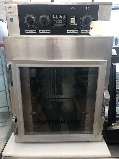 Reconditioned/Used: Nuvu, Circulating Air Bread Oven