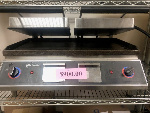 Reconditioned/Used: Star, PSC28I, Panini Grill