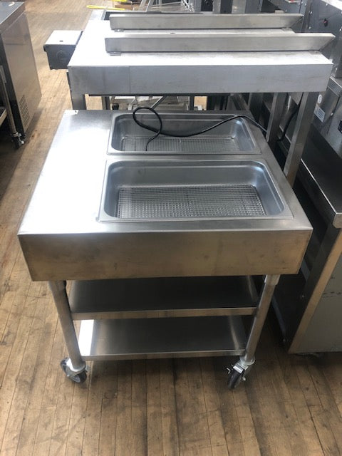 Reconditioned/Used: French Fry/Food Warmer