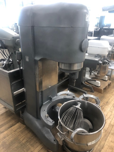 Reconditioned/Used: Hobart, M802, 80QT Mixer