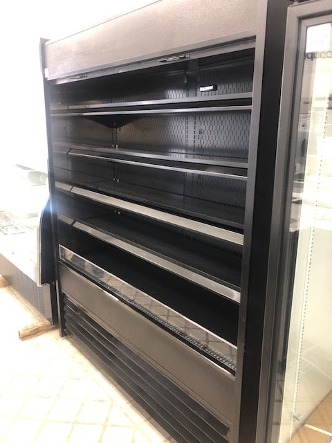 Reconditioned/Used: Structural Concepts, B62, Open Air Merchandiser