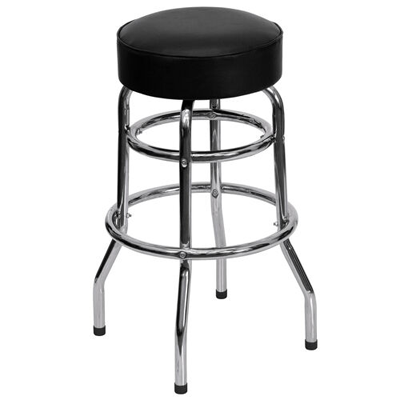 B1010-00, Art Deco Bar Stool, The Inn Crowd