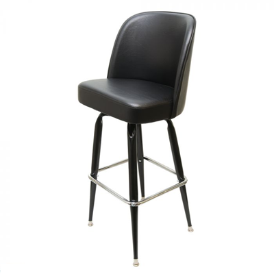 B5030-00, Bucket Style Bar Stool, The Inn Crowd