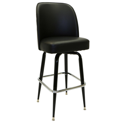 B6030-00, Bucket Style Oversize Bar Stool, The Inn Crowd