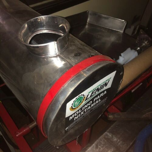 Lenin ML-50 Tortilla Machine W/ San Luis Corn Grinder