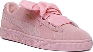 Puma SUEDE HEART SPARKLE JR 366056-03 Juniors Trainers