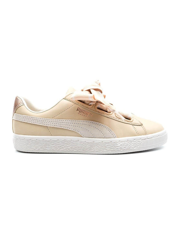 Puma Basket Heart RG 366175-01 Womens Trainers~RRP £85