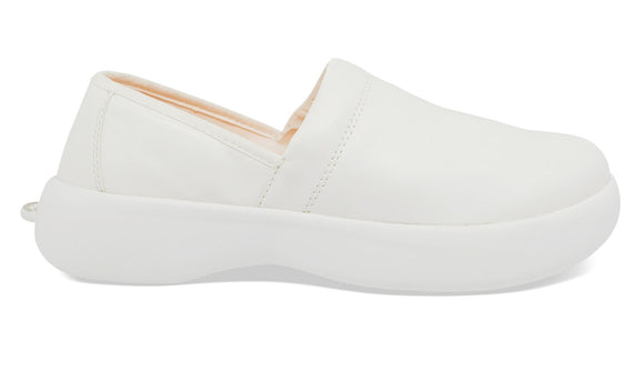Soft Science Pro Slip On WW0017WHT Womens Mules