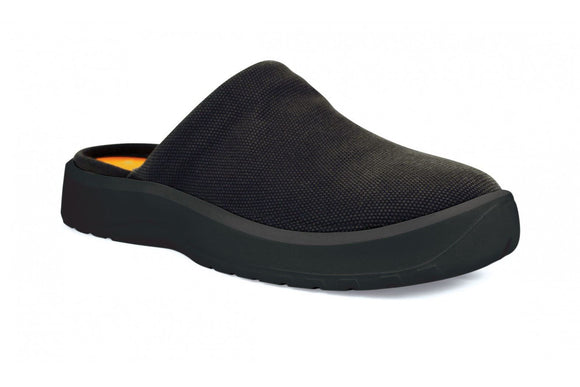 Soft Science Dune MC0033TBK~True Black/Black~Canvas~Mules