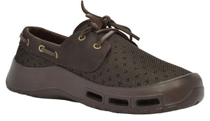 Soft Science The Fin MB0005BRN~Brown~Boat Shoes