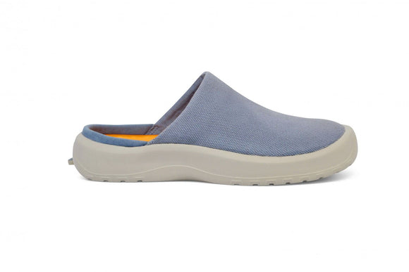 Soft Science Daisy Canvas WC0031LBL~Light Blue~Canvas~Mules