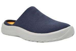 Soft Science Daisy Canvas WC0031BLU~Blue~Canvas~Mules