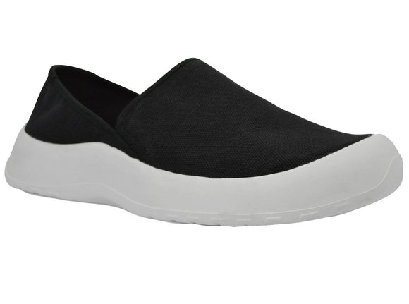 Soft Science Drift Canvas UC0001BLW~True Black/White~Canvas~Espadrille