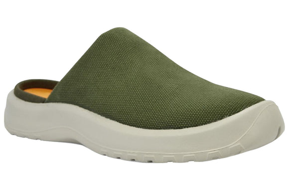 Soft Science Daisy Canvas WC0031SAG~Sage Green~Canvas~Mules