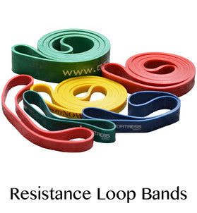 customizable exercise loop bands