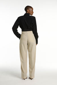 MYKYEL BUTTERMILK TROUSERS