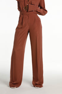 NARSAY SALMON TROUSERS