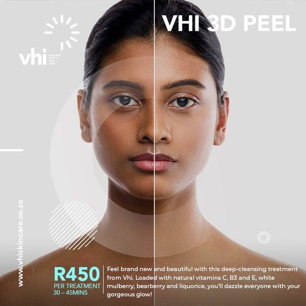 3D Lightening Peel-45mins