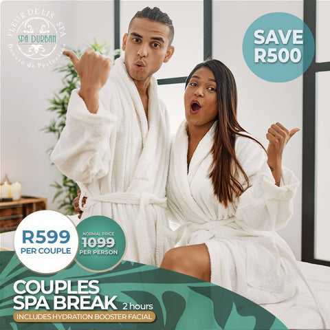 Couples Spa Break 2hours