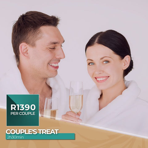 Couples Treat - 2h30mins