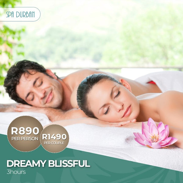 Dreamy Blissful Package - 3hours