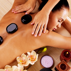 Full Body Hot Stone Massage