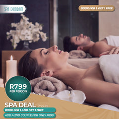 Spa Deal-2hours
