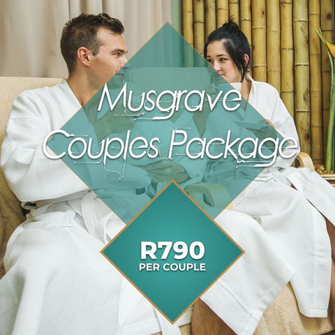 Musgrave Relax Couples Package-2hours
