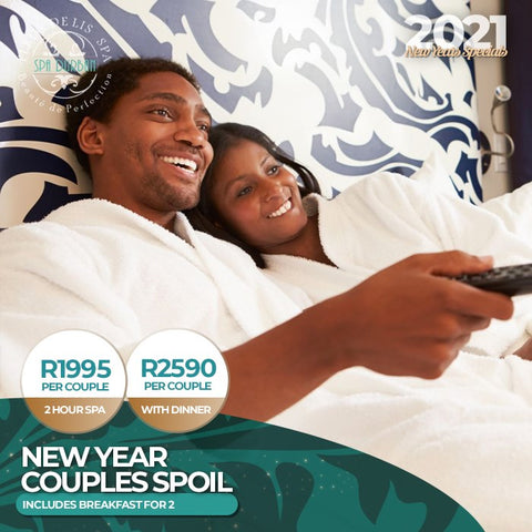 New Year Overnight Couples Spoil-2hours