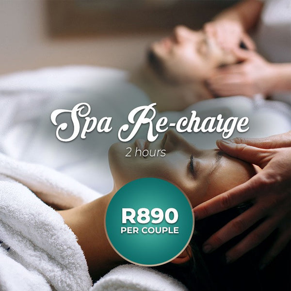 Spa Re-Charge -2hours