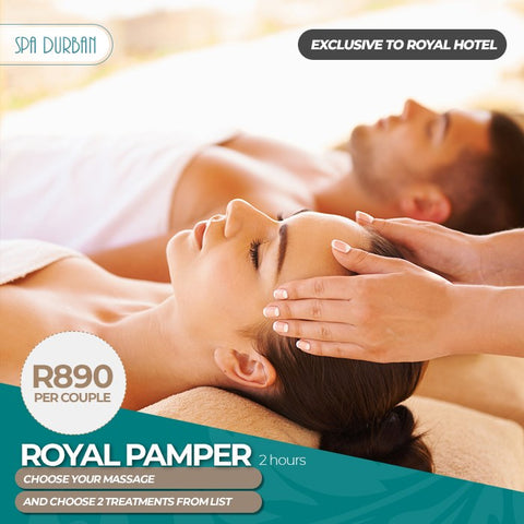 Royal Pamper -2hours