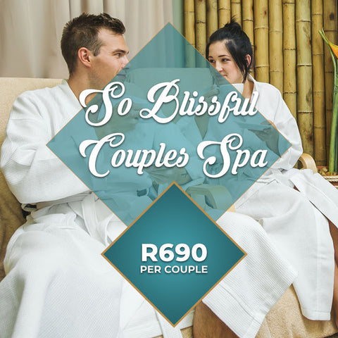 So Blissful Couples Spa-1h30mins