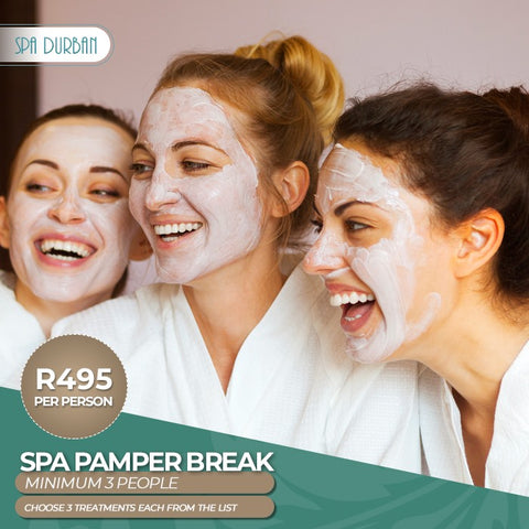 Spa Pamper Break-Minimum 3ppl
