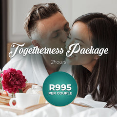 Togetherness Couples Spa -2hours
