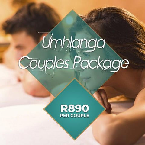 Umhlanga Restore Couples Package-2hours