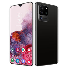 "Carregar imagem no visualizador da galeria, E1 S30U+ Smartphone Android 9.0 8GB RAM 128GB ROM 3000mAh MTK6580P 8 core CPU 6.3""Waterdrop Screen mobile phone S20+ Free Shipping"