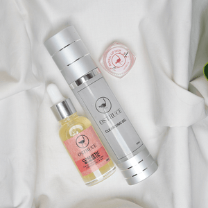 Combo of Cleansing Gel, Cosmetic Wonder Oil & Lip Balm