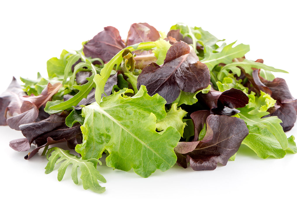 Mix Baby Leaf Lettuce x 125g